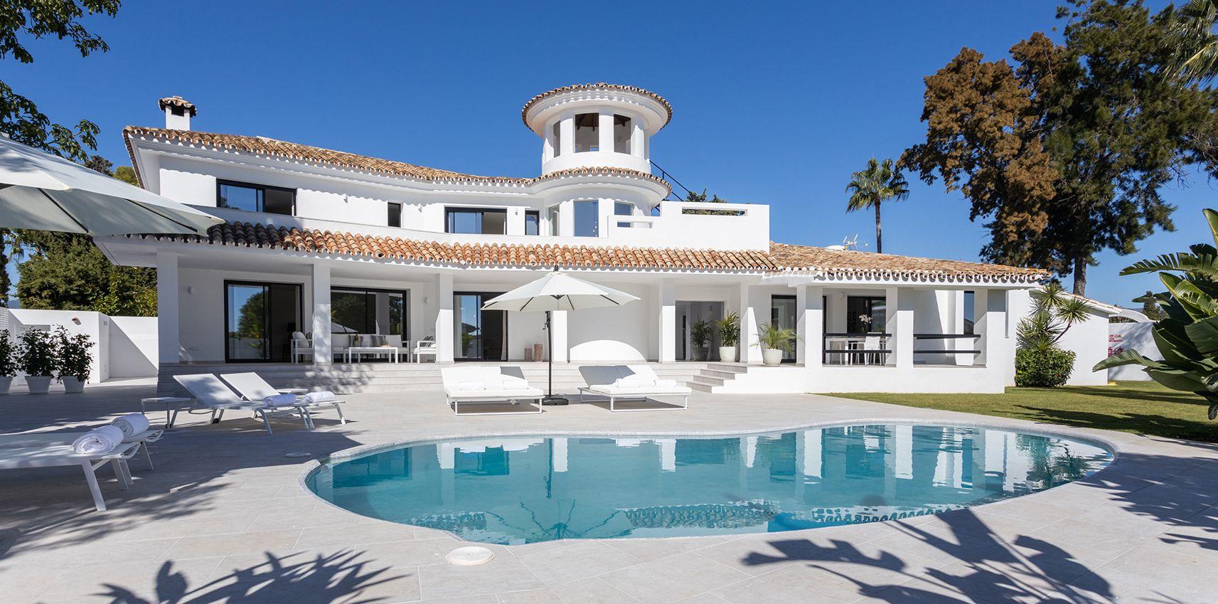 Villa Sagaro Guadalmina Alta Slider 1